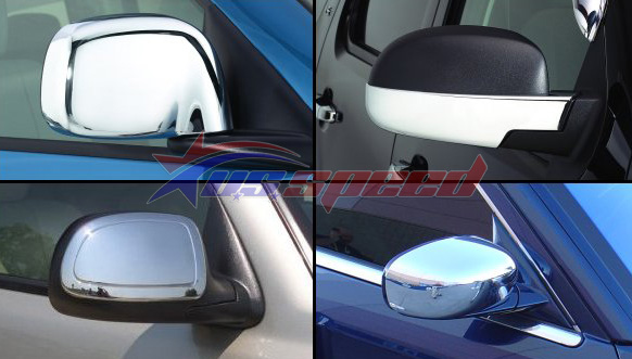 AVS-Chrome-Mirror-Covers-F